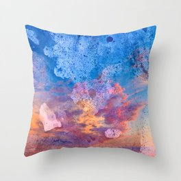 Wallhalla Throw Pillow