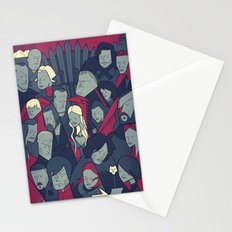 Ice and Fire Stationery Cards