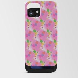 Confetti iPhone Card Case