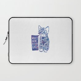 What's New Pussycat Laptop Sleeve