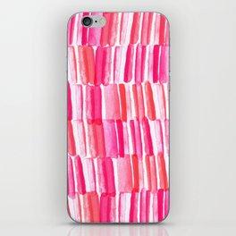 Hello watercolor iPhone Skin