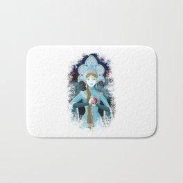 Snow Maiden Bath Mat