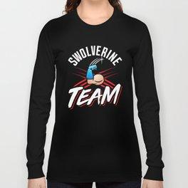 Swolverine Team Long Sleeve T-shirt