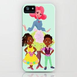 Hansel & Gretel - Cast iPhone Case