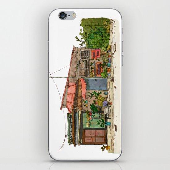 Tokyo Street 7 iPhone & iPod Skin