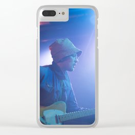 Middle Kids_01 Clear iPhone Case