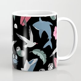 Salty Sea Coffee Mug