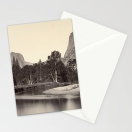 View from Camp Grove, Yosemite Stationery Cards