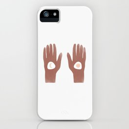 Boho Series - Terra #5 iPhone Case
