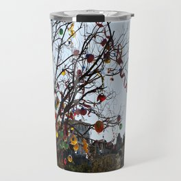 Balloon Tree1 Travel Mug