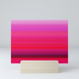 Re-Created Spectrum LXIV by Robert S. Lee Mini Art Print