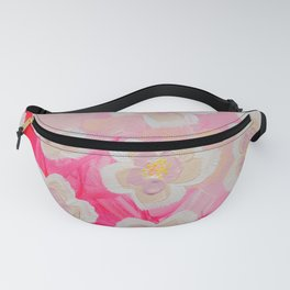 Pink Orchard Fanny Pack