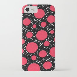 Galactic dots iPhone Case