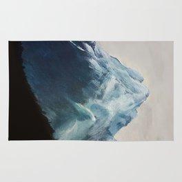 Snow Mountain Rug