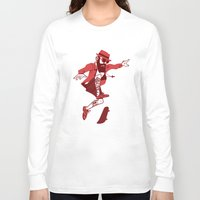 classy Long Sleeve T-shirts featuring Classy by Lawerta