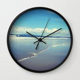 Ocean Shore Photography  Wall Clock