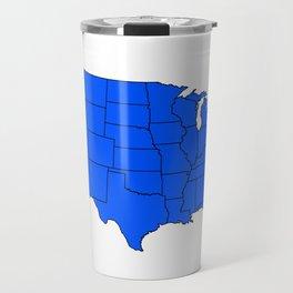 State of New York Position Travel Mug