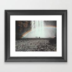 Iceland 16 Framed Art Print