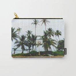 Basketball on Isla Bastimento, Bocas del Toro, Panama Carry-All Pouch