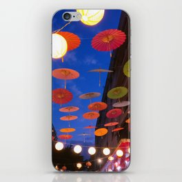Barrio Chino II iPhone Skin