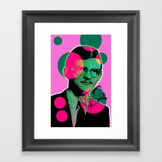 Mickey Finn Cocktail Framed Art Print