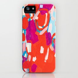 Color Study No. 7 iPhone Case
