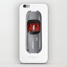 Classic Series N.º1, Jaguar E iPhone & iPod Skin