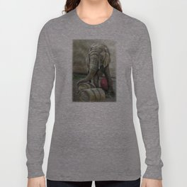 Taming the Wild Long Sleeve T-shirt