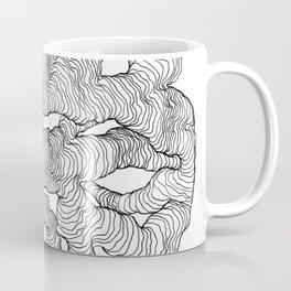 Organic Lines Coffee Mug