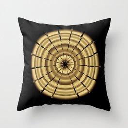 Roundel Throw Pillow