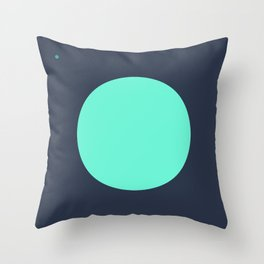View From Here Throw Pillow