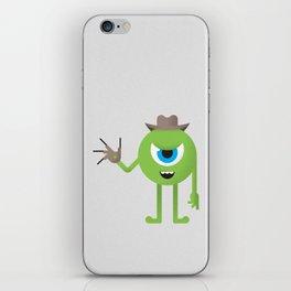 Mike / Freddy iPhone Skin
