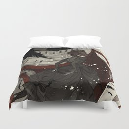 The Night Circus Duvet Cover