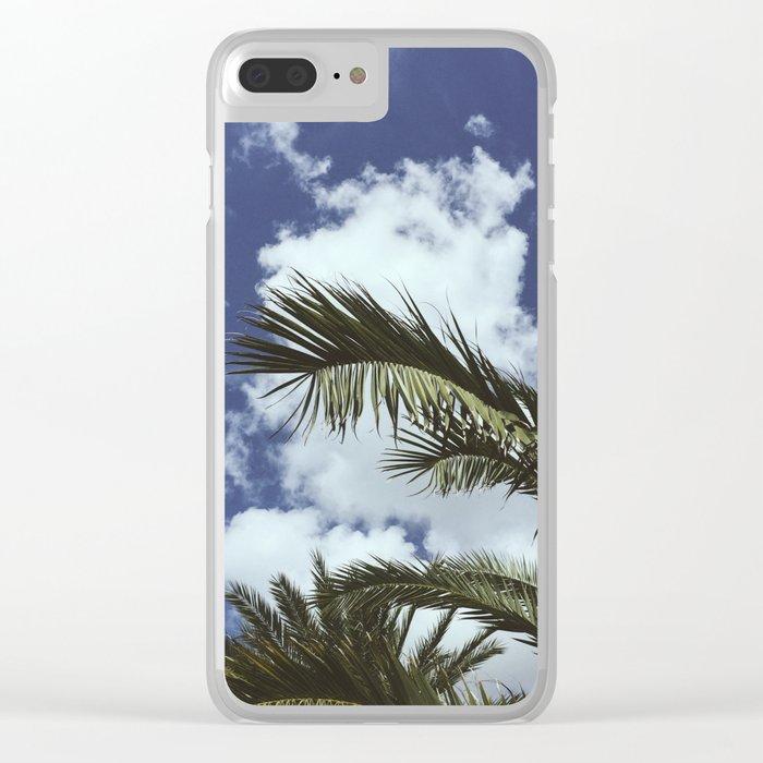 f l o r i d a Clear iPhone Case