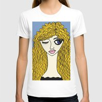 sassy T-shirts featuring Sassy by Kurit Mikay