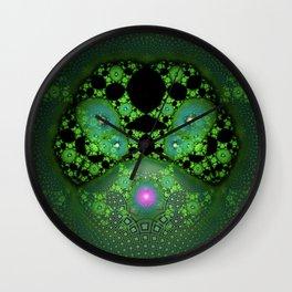 Alien Amorphus Wall Clock
