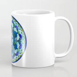 Star Mandala Ocean Coffee Mug