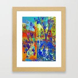20180813 Framed Art Print