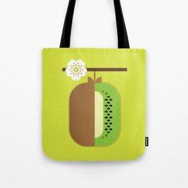 Fruit: Kiwifruit Tote Bag