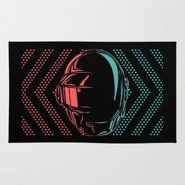 Daft Punk Rug