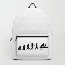 Born To Do Yoga Backpack