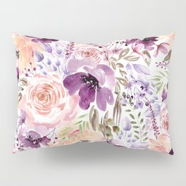 Floral Chaos Pillow Sham