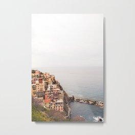 Riomaggiore Metal Print