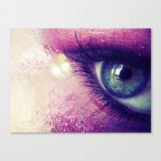 Coral Love Canvas Print