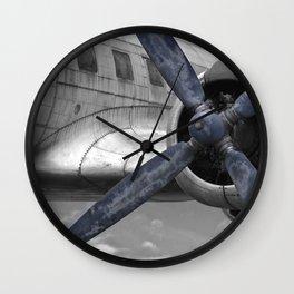 classic aicraft Wall Clock