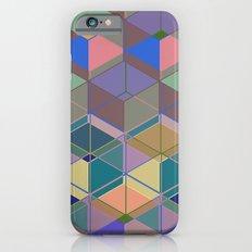 Cube Geometric V iPhone 6s Slim Case