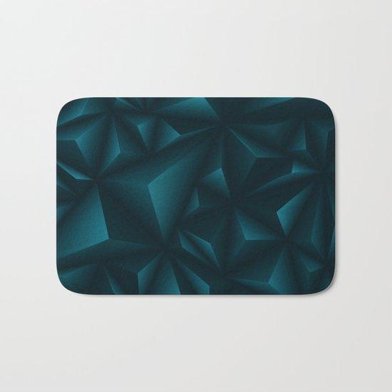 Polygonal Bath Mat
