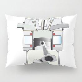 Diesel Induction Stroke Pillow Sham