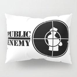 Public Enemy Pillow Sham