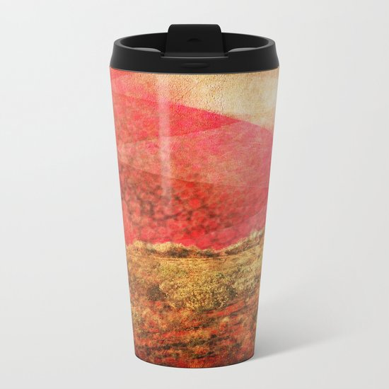 Blow Wind Blow Metal Travel Mug